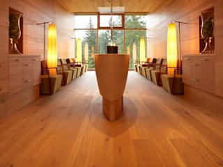 Engineered Floor boards for das Kranzbach de Dennebos Flooring BV Rústico