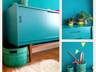 LYBSTES. BedroomWardrobes & closets Wood Turquoise