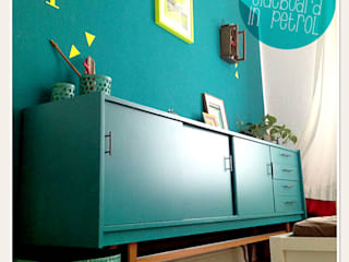 LYBSTES. BedroomWardrobes & closets Kayu Turquoise