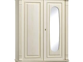 Garderobenschrank:  Flur, Diele & Treppenhaus von Massiv aus Holz