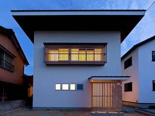 愛媛県内子町の住宅 モダンな 家 の Y.Architectural Design モダン
