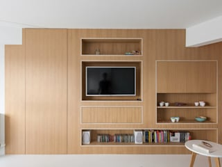 Living room by De Clercq + Declercq,