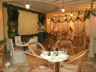 Стейк Хаус Аквилон г. Сургут: Ресторации в . Автор – Мастерская архитектора Аликова