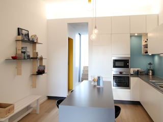 Alizée Dassonville | architecture Modern Kitchen