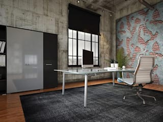 Moderne Wände & Böden von Fade Panel Modern