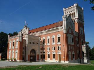 Musei in stile rustico di SCHUBERT STONE GmbH Rustico