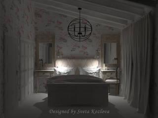 Bedroom by Дизайнер КОЗЛОВА СВЕТЛАНА,