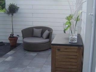 Aménagement extérieur: Une terrasse par Marie'S Home