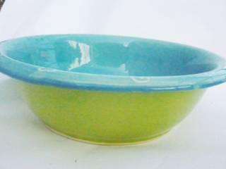 Schüssel:   von Ingrid-Keramik