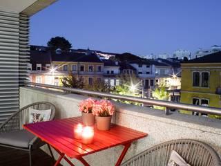 Susana Camelo Terrace Copper/Bronze/Brass Red