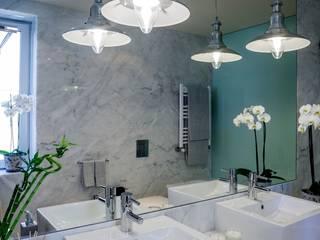 Susana Camelo Moderne Badezimmer Weiß