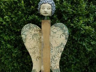 Garten-Skulpturen von Kunst und Keramik Landhaus
