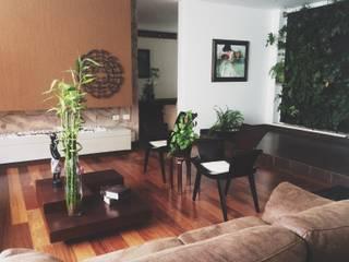 APARTAMENTO 67 Salas de estilo clásico de ESTUDIO DUSSAN Clásico