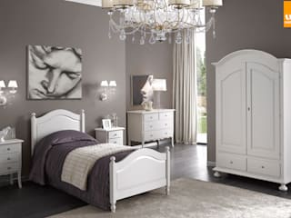 Mobilinolimit BedroomBeds & headboards Wood White