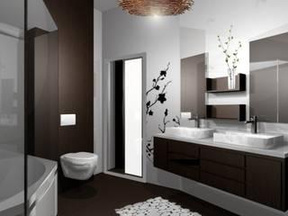 Illustrations de salle de bains 3 CUB