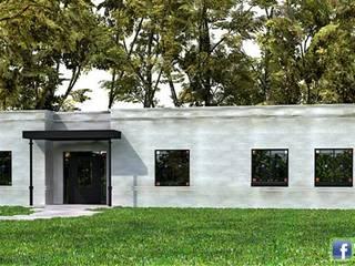 country  by Arq Magdalena Saravia - Estudio de Arquitectura Sustentable -, Country