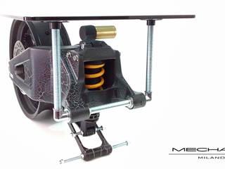 20100:  in stile industriale di Mechart Milano, Industrial