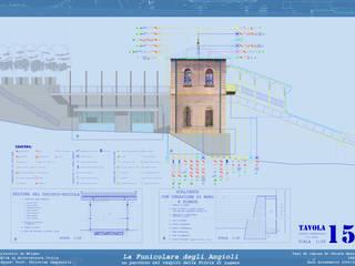 Funicolare degli Angioli Case classiche di Chiara Speroni architetto Classico