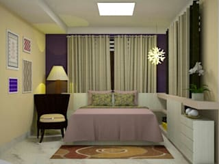 Cuartos de estilo moderno de Duecad - Arquitetura e Interiores Moderno