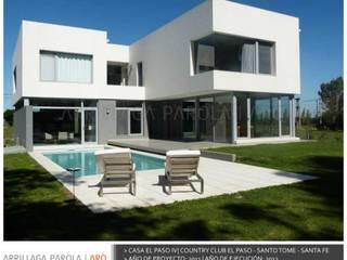 Casa El paso IV Case moderne di ARRILLAGA&PAROLA Moderno
