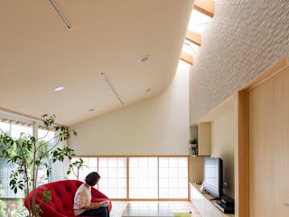 Salon moderne par スズケン一級建築士事務所/Suzuken Architectural Design Office Moderne