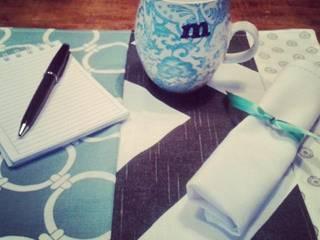 Textiles y objetos de decoración para el hogar:  de estilo  por Cerise Bazar
