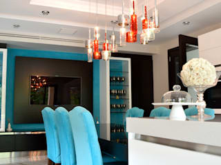 Casa 2 Modern Dining Room by Fontenla Modern