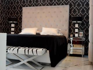 Casa 2: Dormitorios de estilo  por Fontenla