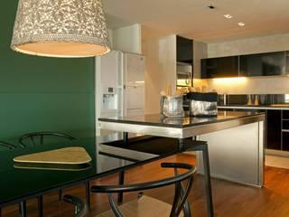 Zencity Modern kitchen by victorialosada Modern