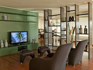 Zencity Modern Living Room by victorialosada Modern