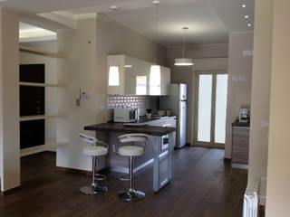 Progetti Modern kitchen by Vivy Lombardo - architetto d'interni Modern