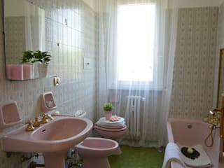 Progetti TABATA HOME STAGING Modern bathroom