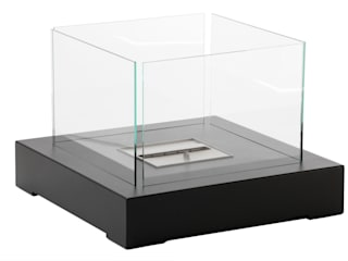 Base Fire de muenkel design - Elektrokamine aus Großentaft Moderno