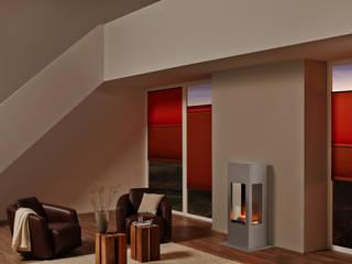 Prism Fire: modern  von muenkel design - Elektrokamine aus Großentaft,Modern
