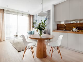 scandinavian Kitchen by Ayuko Studio