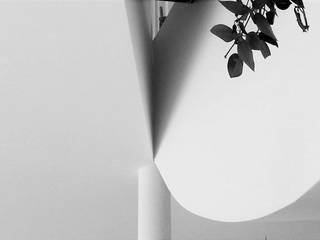 Rixensart 2011: Murs de style  par ATELIER D'ARCHITECTURE ETIENNE BLAVE sprl
