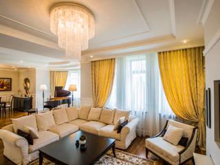 Salas de estilo clásico de LUXER DESIGN Clásico
