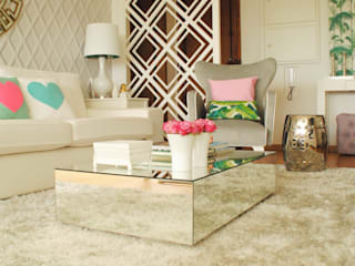 Living room by White Glam