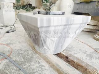 Ankara Grand Mosque Marble Columns Klasik Duvar & Zemin Reyhan Mermer Sanayi Ltd. Klasik