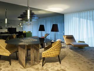 Susana Camelo Living room Green