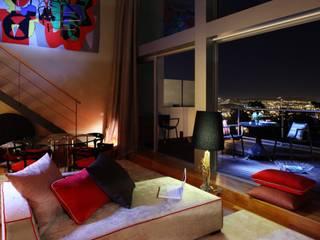 Susana Camelo Living room Red