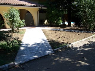 Simona Muzzi Architetto Classic style gardens
