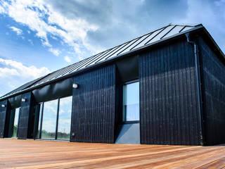 Skandynawskie domy od DADA Studio Skandynawski