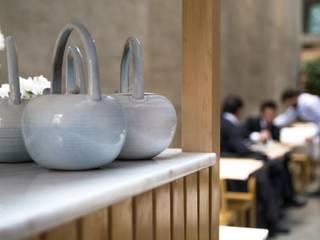 CAPÓ estudio Gastronomia in stile minimalista