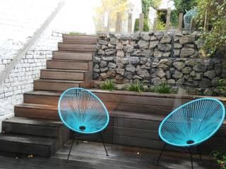 Metaforma Architettura Modern balcony, veranda & terrace