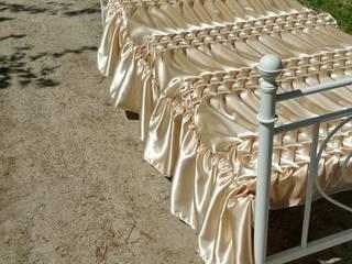 couvre lit ou jeté de lit :  de style  par Au Joli Coussin