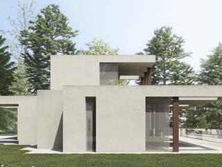 Maisons de style  par SALA VISCOM,