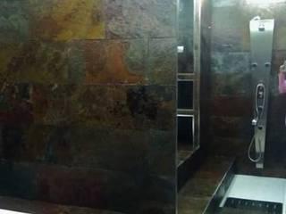 Kamar Mandi oleh IC & AIR ·Arquitectura ·Interiorismo ·Reformas, Minimalis