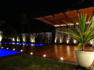 Terrazas de estilo  por CAROLINA KLEEBERG, Moderno