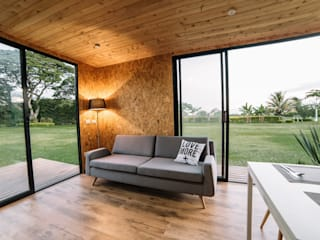 Modern living room by COLECTIVO CREATIVO Modern